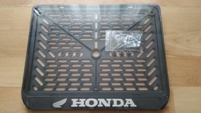 Рамка для квадроцикла HONDA рельеф 288×206