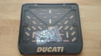 190х145 Рамки номера мотоцикла DUCATI рельеф