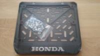 190х145 Рамки номера мотоцикла HONDA рельеф