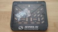 190х145 Рамки номера мотоцикла STELS рельеф