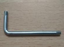 Ключ 4 мм. под шестигранник
