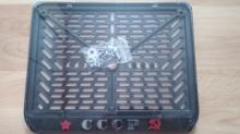 Рамка для квадроцикла СССР рельеф