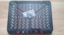 Рамка для квадроцикла СССР рельеф 288×206