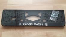 Номерная рамка General Motors рельеф