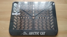 Рамка номера квадроцикла ARCTIC CAT рельеф 288×206