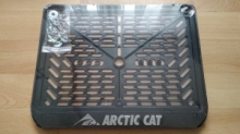 Рамка номера квадроцикла ARCTIC CAT рельеф 288×206